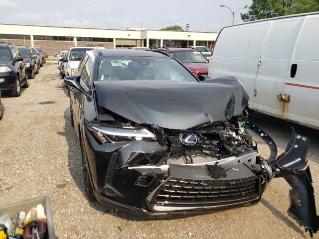 2021 Lexus UX 250H en venta en Wheeling, IL