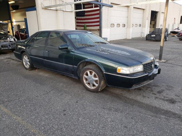 Salvage cars for sale from Copart Pasco, WA: 1997 Cadillac Seville ST