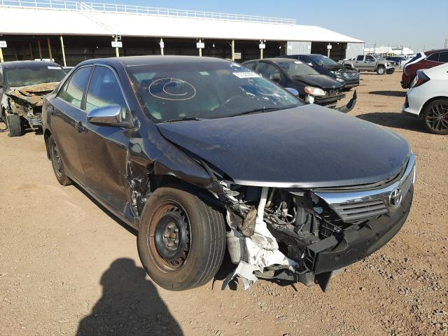 Salvage cars for sale from Copart Phoenix, AZ: 2014 Toyota Camry L