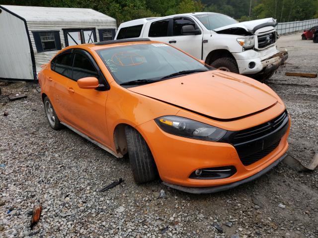 Dodge Dart salvage cars for sale: 2014 Dodge Dart
