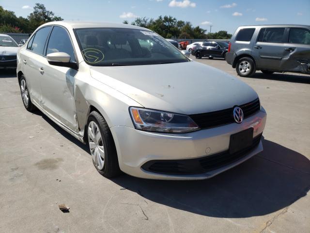 Vehiculos salvage en venta de Copart Wilmer, TX: 2012 Volkswagen Jetta SE