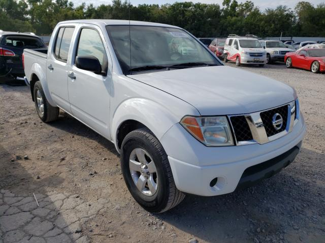 Salvage cars for sale from Copart Oklahoma City, OK: 2009 Nissan Frontier C
