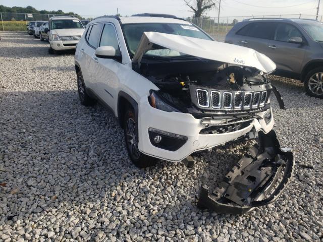 Jeep Compass Vehiculos salvage en venta: 2018 Jeep Compass