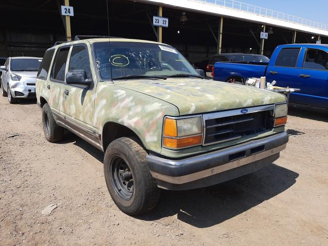 Salvage cars for sale from Copart Phoenix, AZ: 1992 Ford Explorer