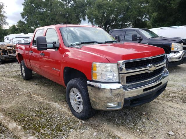 Salvage cars for sale from Copart Ocala, FL: 2009 Chevrolet 2500 HD