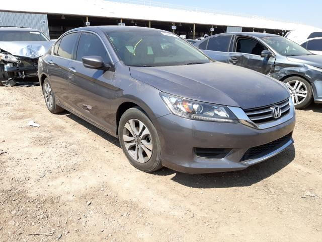 Salvage cars for sale from Copart Phoenix, AZ: 2015 Honda Accord LX
