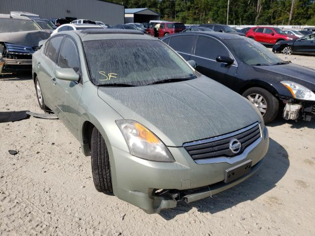 Salvage cars for sale from Copart Seaford, DE: 2008 Nissan Altima 2.5