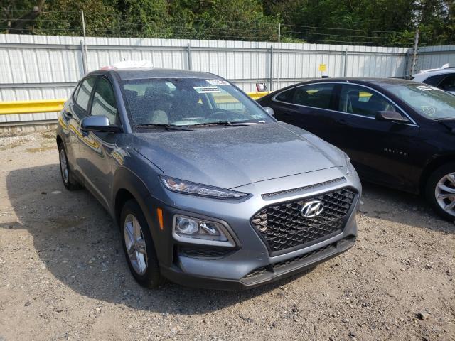 Salvage cars for sale from Copart Glassboro, NJ: 2021 Hyundai Kona SE