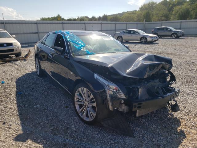 Cadillac salvage cars for sale: 2018 Cadillac CT6 Platinum