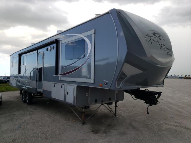 Open Road 5th Wheel salvage cars for sale: 2017 Open Road 5th Wheel