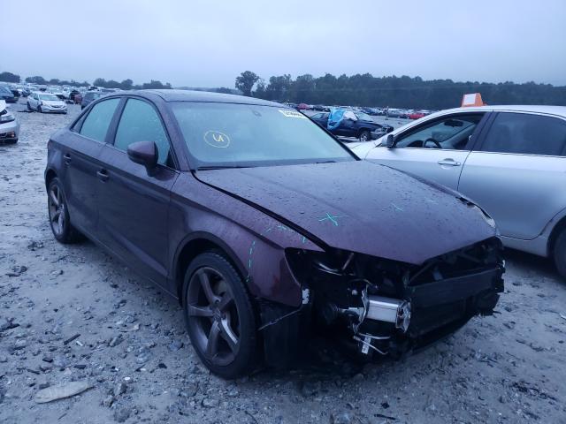 Audi Vehiculos salvage en venta: 2015 Audi A3 Premium