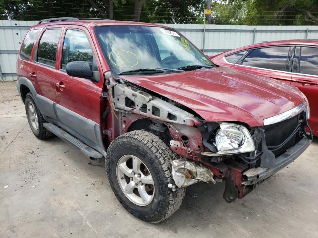 Salvage cars for sale from Copart Corpus Christi, TX: 2005 Mazda Tribute I