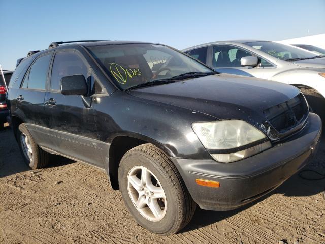 Lexus RX 300 salvage cars for sale: 2001 Lexus RX 300