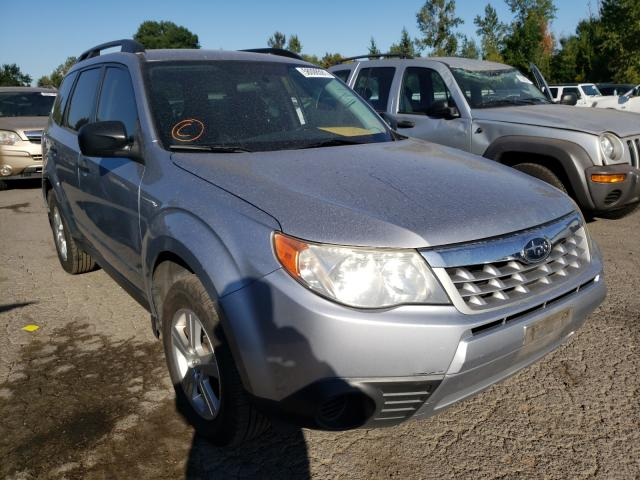 Salvage cars for sale from Copart Portland, OR: 2012 Subaru Forester 2