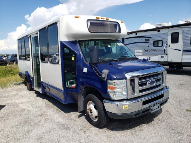 Salvage cars for sale from Copart West Palm Beach, FL: 2013 Ford Econoline