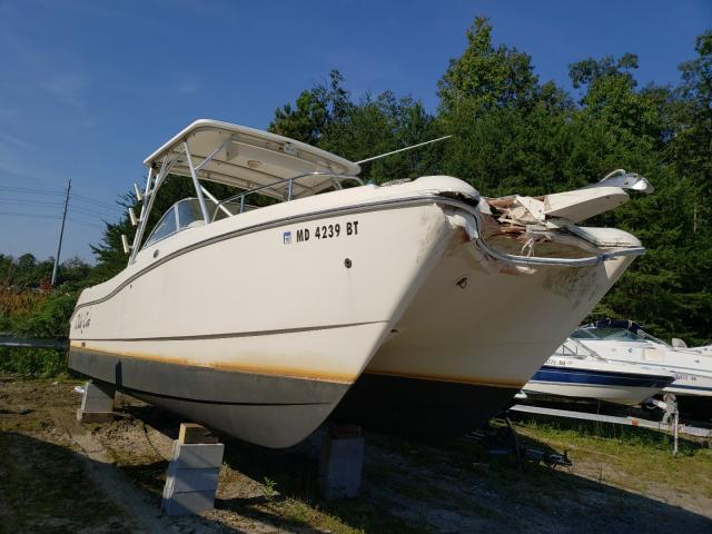 Salvage boats for sale at Waldorf, MD auction: 2004 Other World Cat