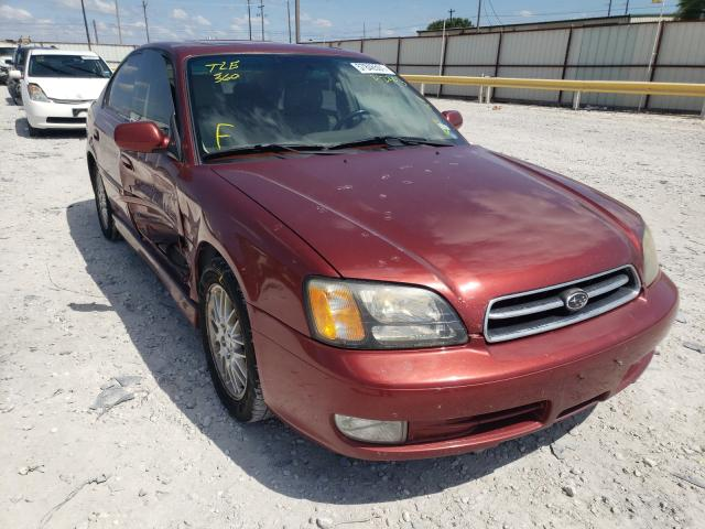 Salvage cars for sale from Copart Haslet, TX: 2002 Subaru Legacy GT