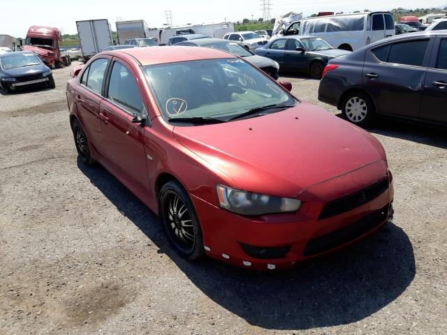 Salvage cars for sale from Copart Tucson, AZ: 2010 Mitsubishi Lancer GTS