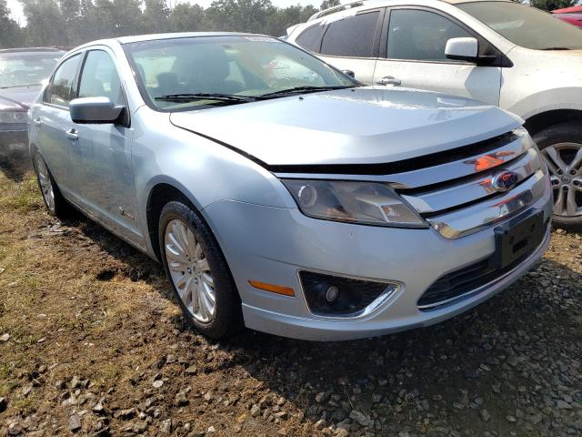 Salvage cars for sale from Copart Windsor, NJ: 2010 Ford Fusion Hybrid