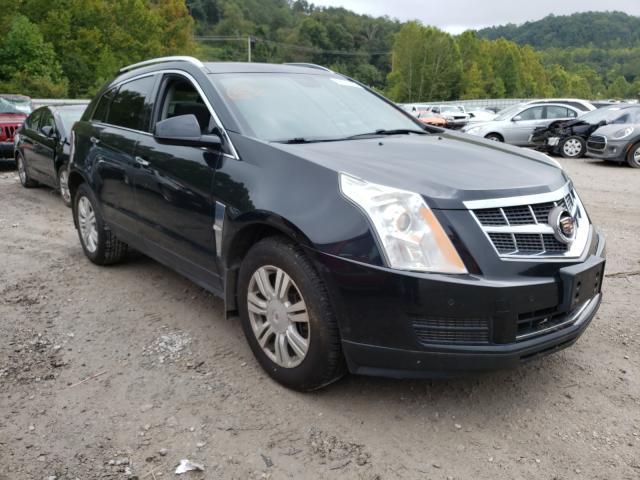 Cadillac Vehiculos salvage en venta: 2012 Cadillac SRX Luxury