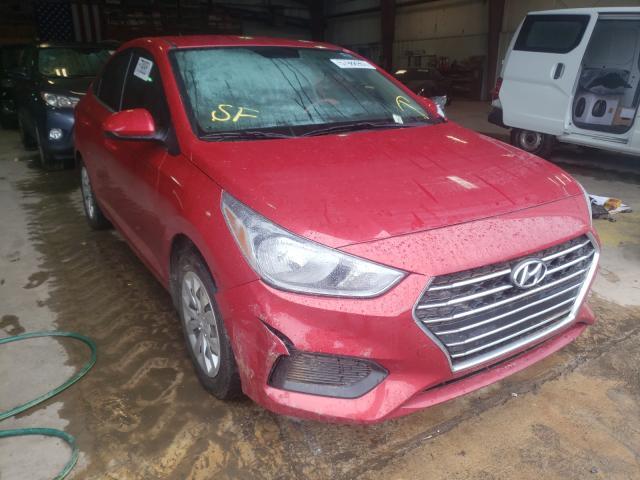Vehiculos salvage en venta de Copart Austell, GA: 2019 Hyundai Accent SE