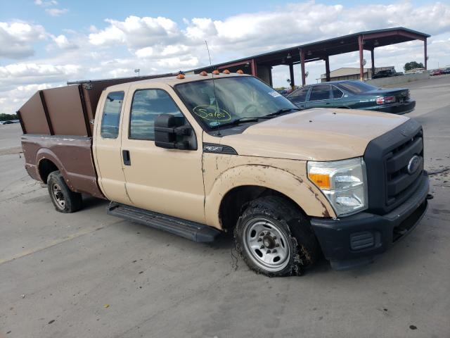 Vehiculos salvage en venta de Copart Wilmer, TX: 2013 Ford F350 Super