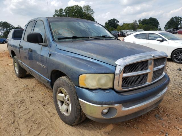 Salvage cars for sale from Copart China Grove, NC: 2002 Dodge RAM 1500