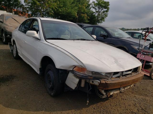 Mitsubishi salvage cars for sale: 2001 Mitsubishi Galant ES