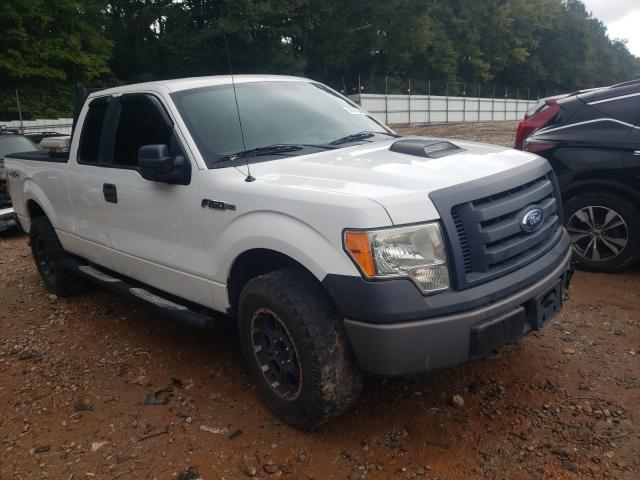 Vehiculos salvage en venta de Copart Austell, GA: 2011 Ford F150 Super