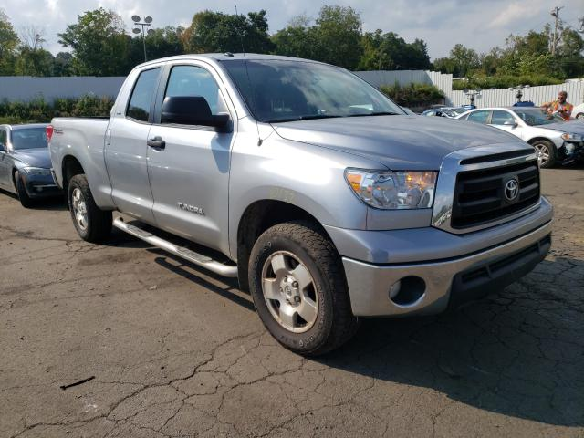 Vehiculos salvage en venta de Copart Marlboro, NY: 2013 Toyota Tundra DOU
