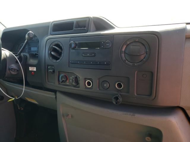 2011 FORD ECONOLINE E250 VAN