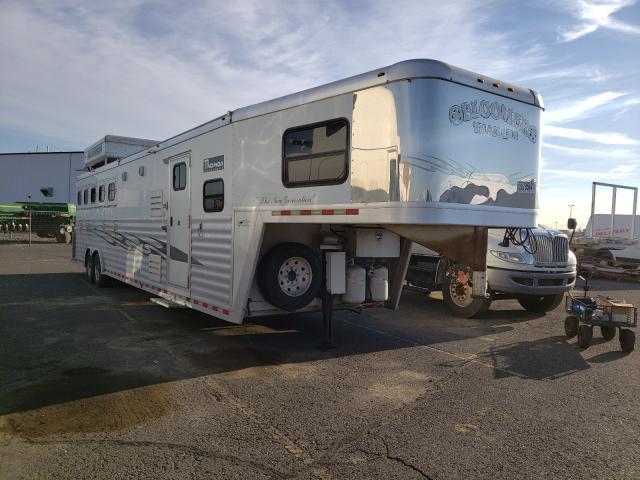 Vehiculos salvage en venta de Copart Pasco, WA: 2006 Blom Horse Trailer