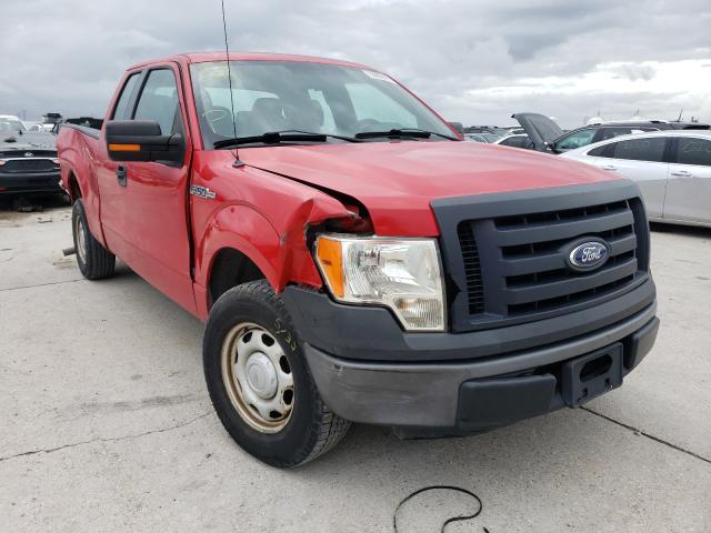 Vehiculos salvage en venta de Copart New Orleans, LA: 2011 Ford F150 Super