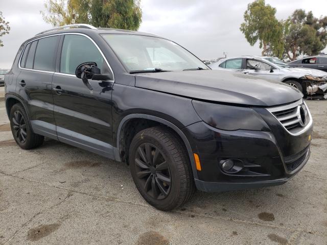 Vehiculos salvage en venta de Copart Martinez, CA: 2011 Volkswagen Tiguan S