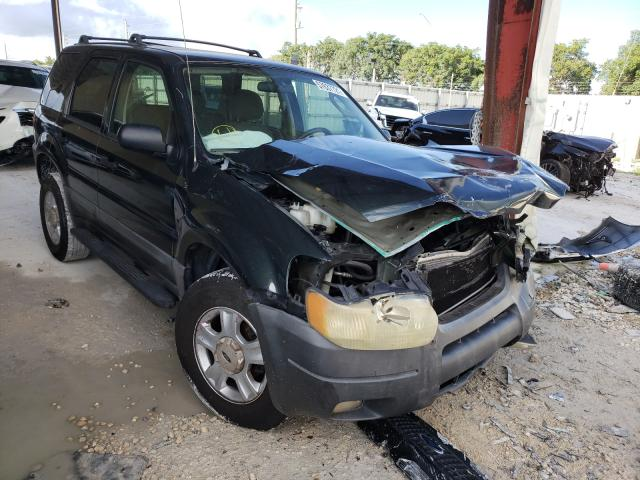 Salvage cars for sale from Copart Homestead, FL: 2004 Ford Escape XLT