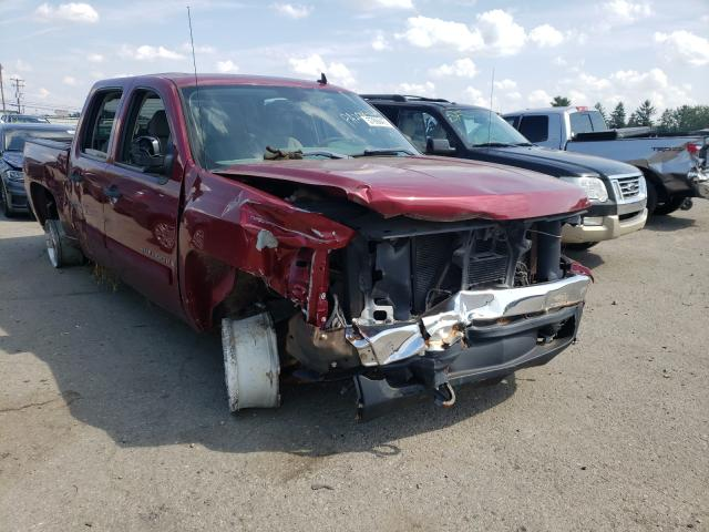 Salvage cars for sale from Copart Pennsburg, PA: 2007 Chevrolet Silverado