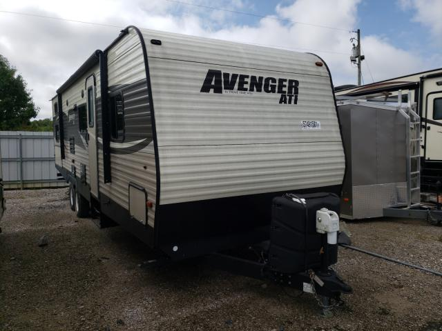 Avenger salvage cars for sale: 2018 Avenger Travel Trailer