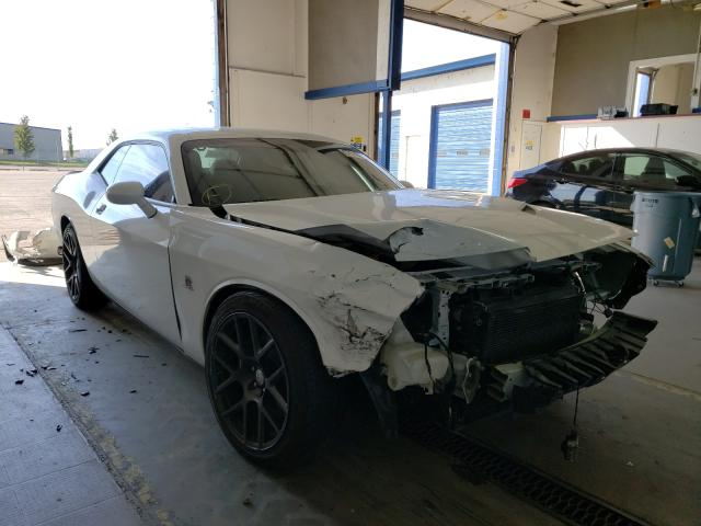 Salvage cars for sale from Copart Pasco, WA: 2016 Dodge Challenger