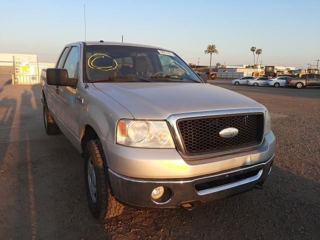 Vehiculos salvage en venta de Copart Phoenix, AZ: 2008 Ford F150
