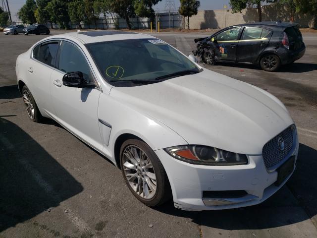 Jaguar XF salvage cars for sale: 2013 Jaguar XF