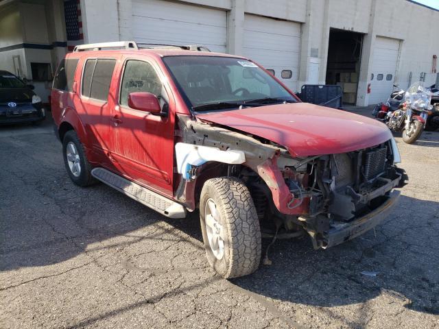 Nissan Pathfinder salvage cars for sale: 2012 Nissan Pathfinder