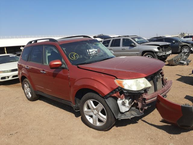 Salvage cars for sale from Copart Phoenix, AZ: 2010 Subaru Forester 2