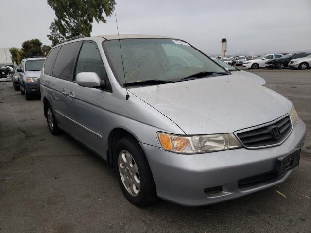 Vehiculos salvage en venta de Copart Martinez, CA: 2003 Honda Odyssey