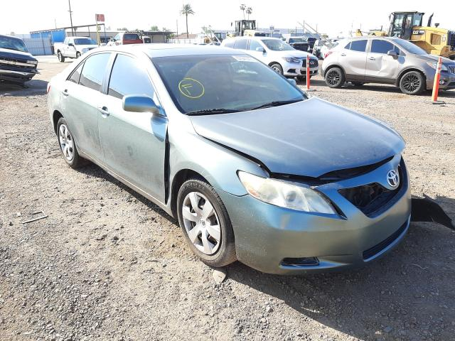 Salvage cars for sale from Copart Phoenix, AZ: 2007 Toyota Camry CE