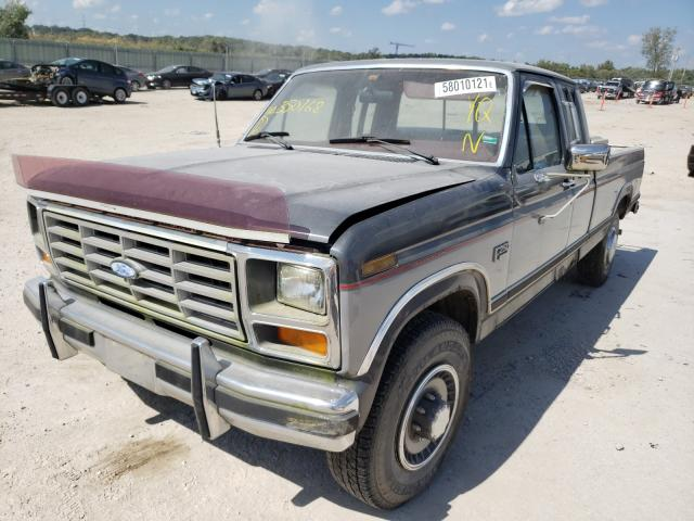FORD F250 1986 1