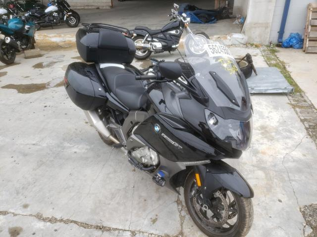 Salvage cars for sale from Copart Fredericksburg, VA: 2016 BMW K1600 GT