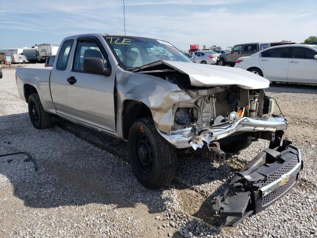 Chevrolet Colorado salvage cars for sale: 2008 Chevrolet Colorado
