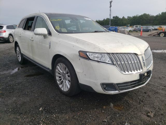 Salvage cars for sale from Copart Brookhaven, NY: 2012 Lincoln MKT