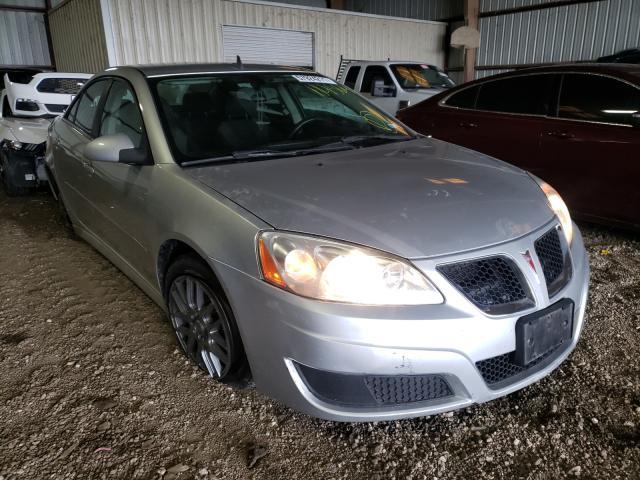 Pontiac salvage cars for sale: 2010 Pontiac G6