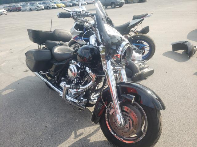 Salvage motorcycles for sale at Glassboro, NJ auction: 2007 Harley-Davidson Flhrs